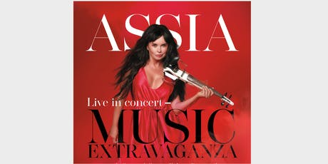 Assia Ahhatt - A Music Extravaganza tickets