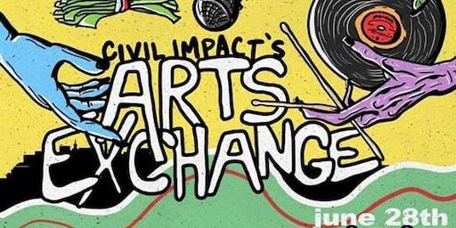 Civil Impact Arts Exchange