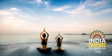 YOGA DAY TRICASE 2019- Giornata Internazionale dello Yoga biglietti