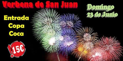 Verbena de San Juan en Tilos