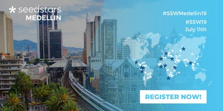 Seedstars Medellin 2019 tickets