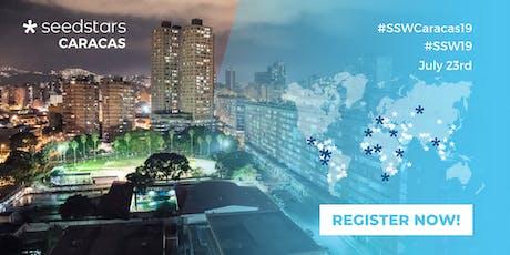 Seedstars Caracas 2019 tickets