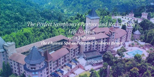 The Perfect Symphony Women's 3D2N Luxury Retreat: Restore and Revive