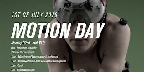 MOTION DAY tickets