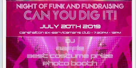 Dreaming Tree 70's  Night  of Funk and Fundraising tickets