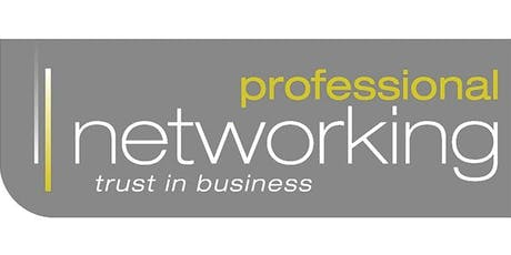 Professional Networking Lunch - August 2019 tickets