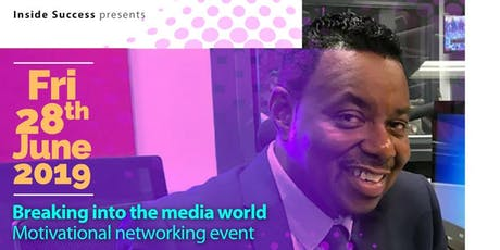 The Real McCoy with Terry Jervis. A Motivational-Networking Event. tickets