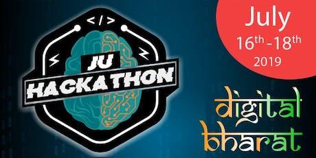 JU HACKATHON tickets