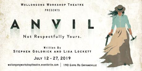 ANVIL - Fri 12th July tickets