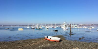 Networking by the beach - Seawall Office, Gosport