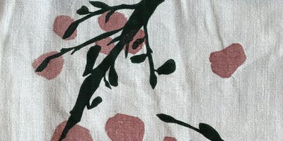 KentCLOTH Seasonal Summer Natural Dye and Print Workshop