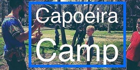 Kids Capoeira Summer Camp tickets