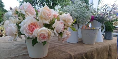 UNWIND with FLOWERS 'Midsummers Workshop' tickets