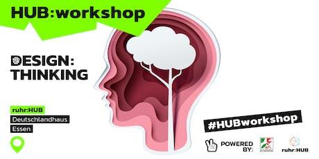 """Workshop - """"Praktische Einführung in Design Thinking"""" Tickets"""