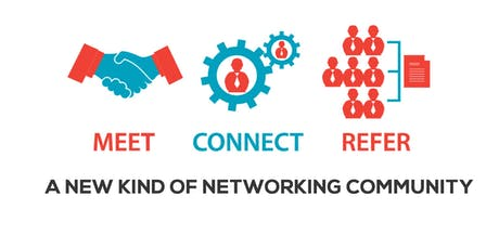 Meet Connect Refer - July 2019  tickets