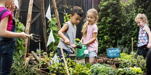 Kids 6-10 Years Kitchen-garden Cooking Class