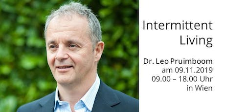 Intermittent Living - Dr. Leo Pruimboom in Wien Tickets