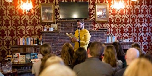 The Riff Raff August Meet: Co-host Rowan Hisayo Buchanan