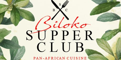 Biloko Supper Club tickets