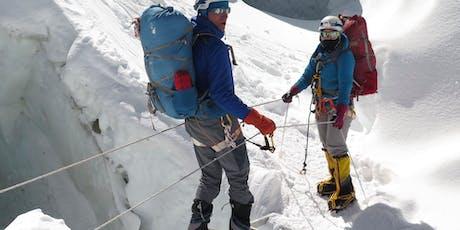Reach the Summit: hear from Ukrainian Everest climbers in London tickets