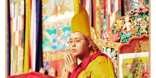 White Tara Long Life Initiation by H.E. Ling Rinpoche (Simul. Translations)