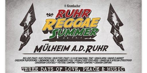 RUHR REGGAE SUMMER 2019 (MÜLHEIM)