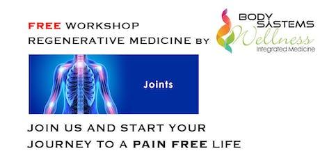 FREE Regenerative Medicine Lunch & Learn Seminar tickets