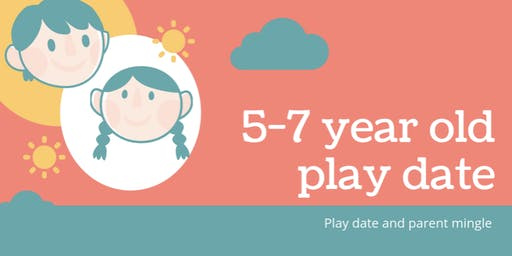 5-7 year old play date+parents group