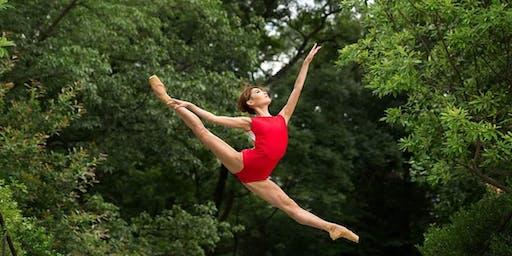 Ballet Dancer - Group PhotoShoot