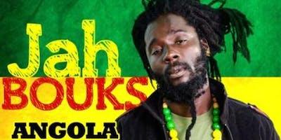 Jah Bouks Live