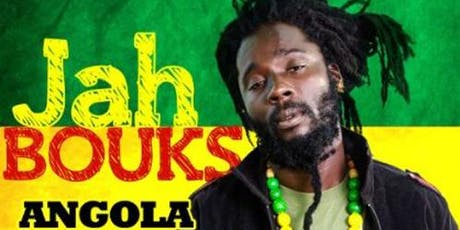 Jah Bouks Live  Tickets