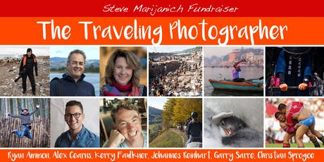 The Traveling Photographer tickets