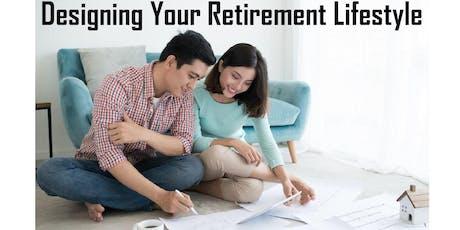 Retirement Workshop: Design Your Retirement Lifestyle  tickets