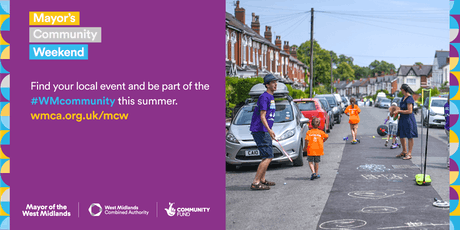 Britwell Road Active Streets tickets