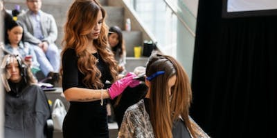 Painting Balayage with @JessicaScottHair
