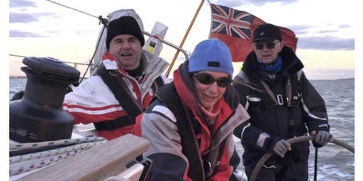 Exclusive two day Leadership Development Course on board a skippered 40ft sailing yacht