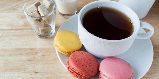 Tea & Sweets Tasting; 2nd Edition