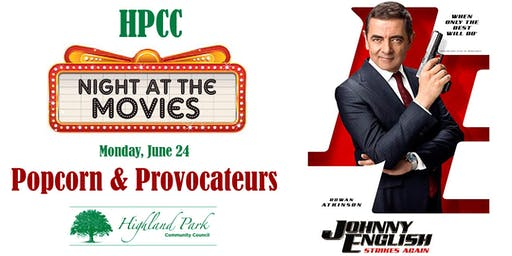 HPCC Night at the Movies - Popcorn & Provocateurs