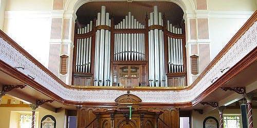 Datganiad Organ / Organ Recital - William Thomas