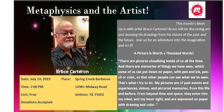 Metaphysics and the Artist tickets