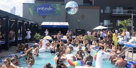 Profundo Day Club Mondays  Pool Party  tickets