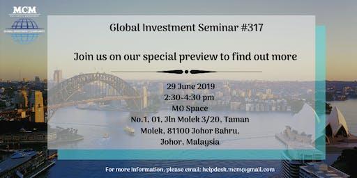 Global Investment Seminar #317