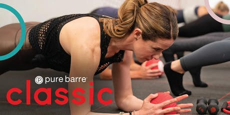 Pure Barre Pop Up & Wine Tasting  tickets