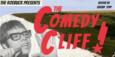 The Comedy Cliff tickets