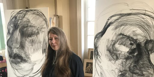 A daytime Life Drawing Session with Anita Taylor