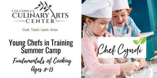Fundamentals of Cooking with Chef Cyndi
