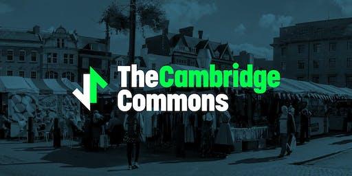 Cambridge Conversations - Planning Group
