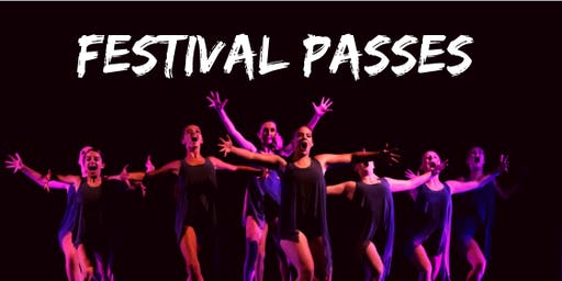 7th Annual Southern Vermont Dance Festival July 18th - July 21st