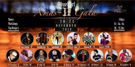 Düsseldorf X-Mas Gala 2019 | 5. Edition Tickets