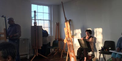 Untaught Life Drawing Session on Tuesday 25 June from 6-8pm